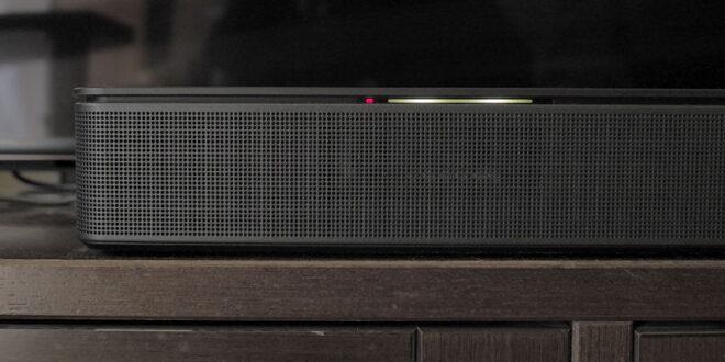 Bose 300 soundbar review