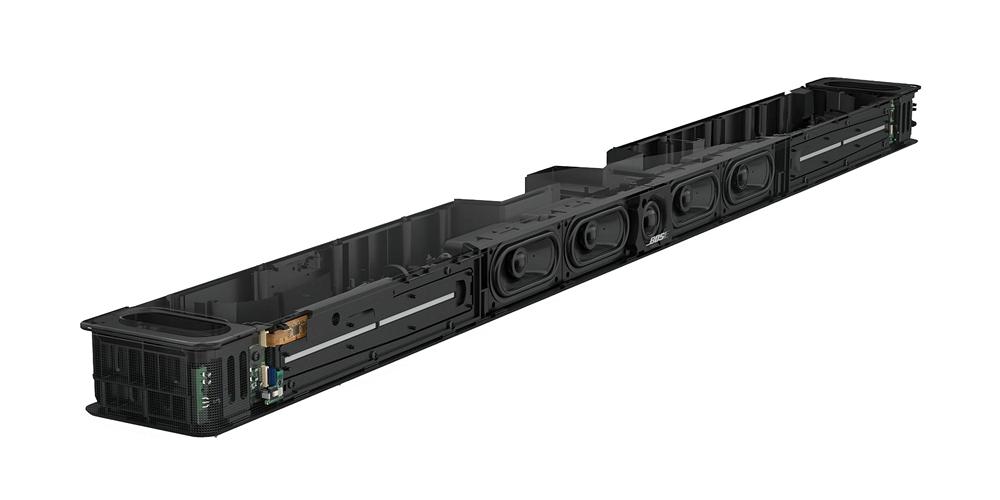 Bose 900 soundbar drivers