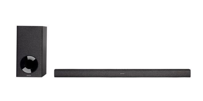 Denon DHT-S416 soundbar review