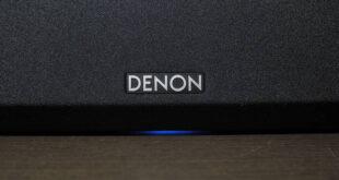 Denon DHT-S516H – test