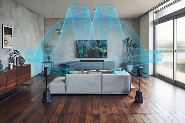 HT-A7000 sound waves