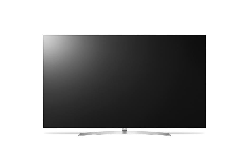 budowa telewizora 4K LG OLED55B7V