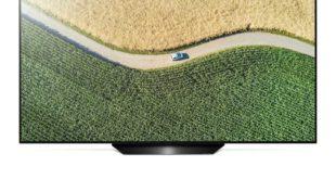 LG OLED65B9 TV 2019