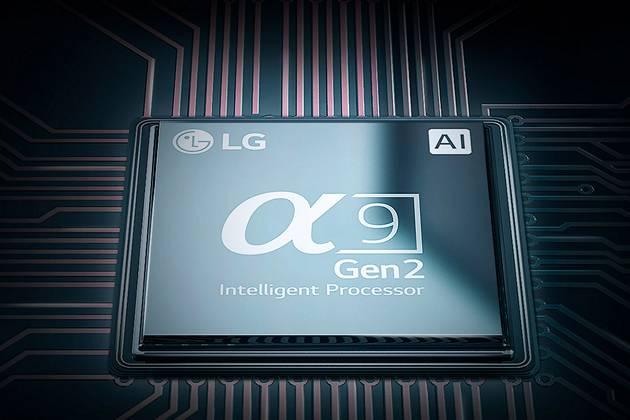 LG alpha9 generation 2 processor