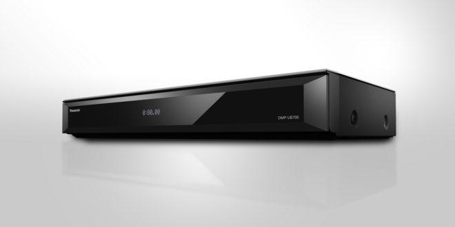 UB700 – nowy, tańszy odtwarzacz 4K Panasonica