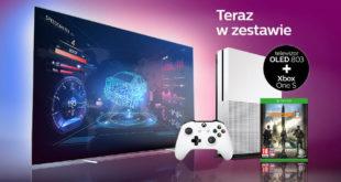 Philips OLED Xbox promocja