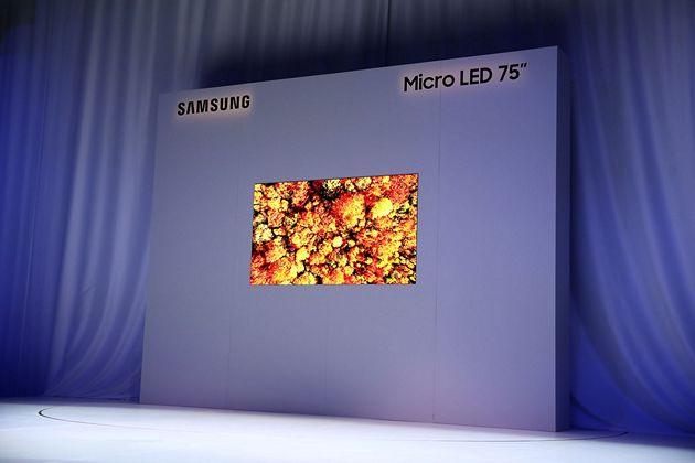 Samsung Micro LED 75