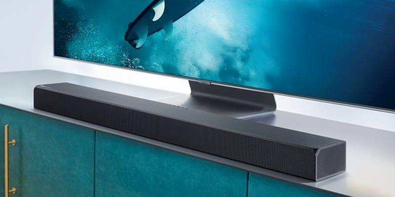 Samsung Q90 soundbar