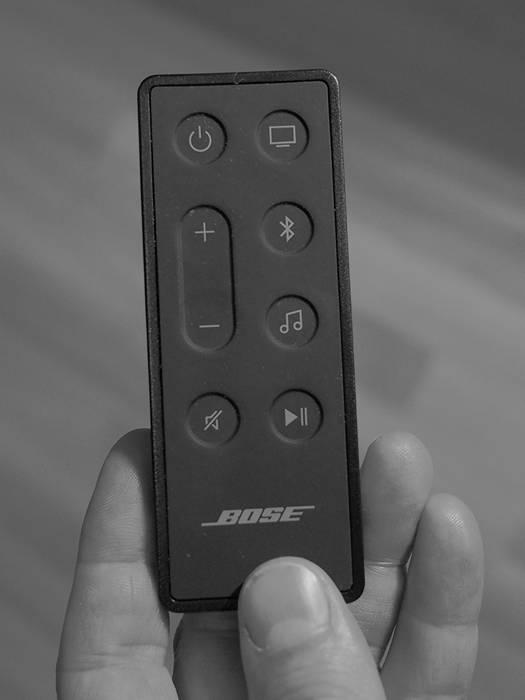Bose 300 remote control