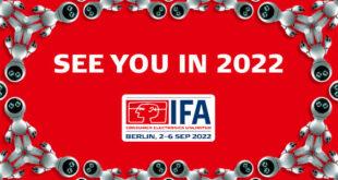 IFA 2021 canceled