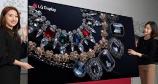 LG 88 inch OLED 8K