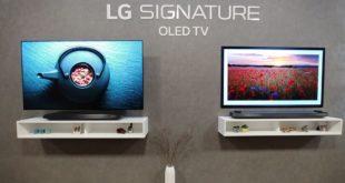 LG OLED G8 vs W8