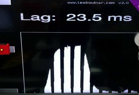 Philips 50PUS6262 input lag