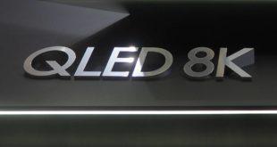 QLED 8K logo