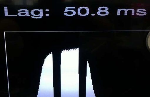 Samsung 32M5672 input lag