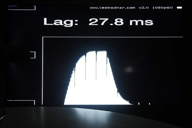 Samsung 55NU8042 input lag