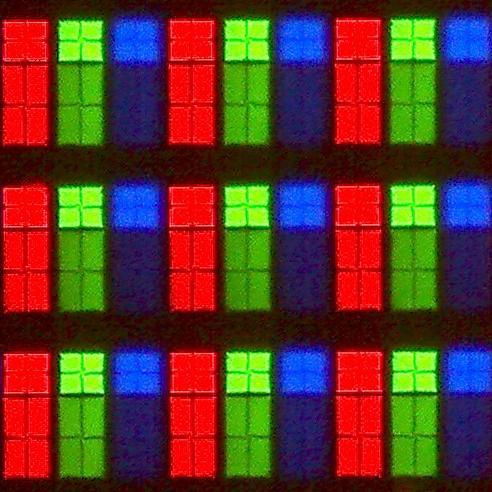 samsung 55q9fn subpixels