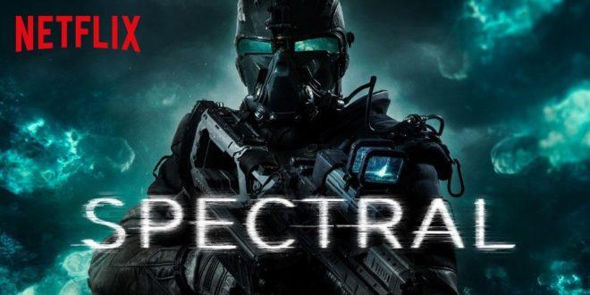 Spectral to świetne kino akcji