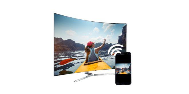 Jak połączyć bez kabli smartfona z TV?