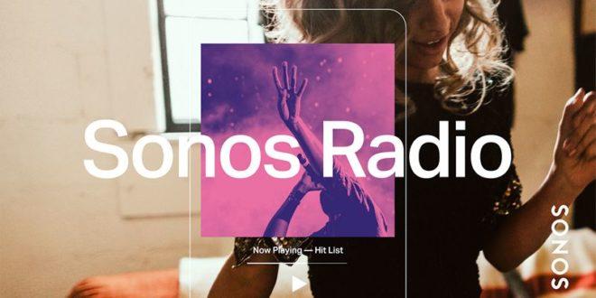 Sonos Radio 2020