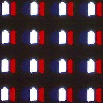 sony 55AF8 subpixels