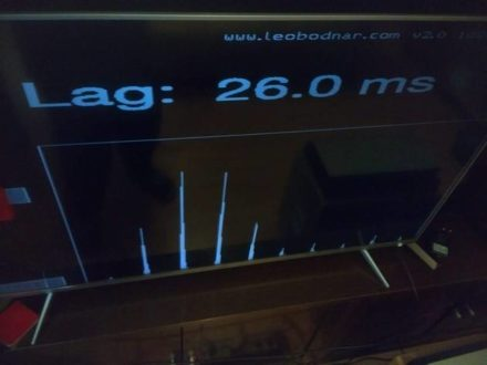tcl 50dp660 input lag