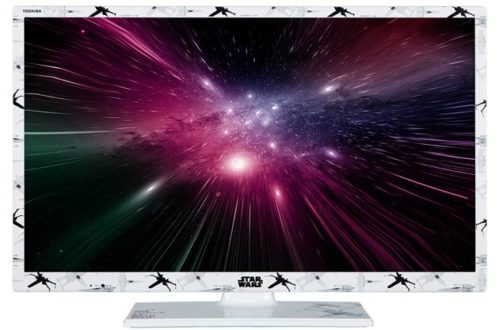 Toshiba Star Wars TV