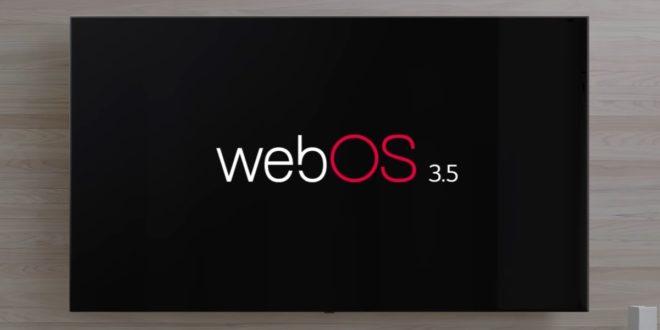 Co nowego w systemie webOS LG?